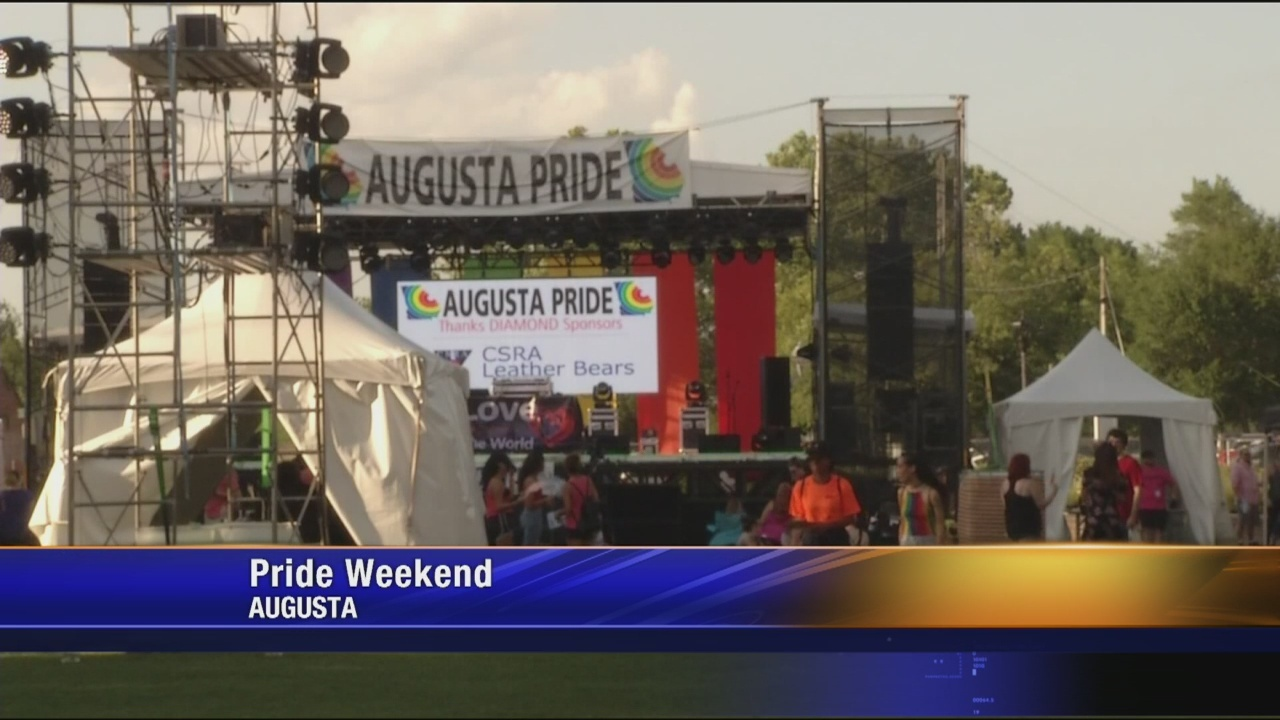 Augusta Pride shares importance of weekend festival
