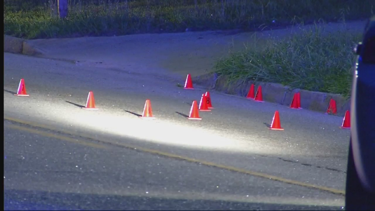 Commissioners respond to multiple shootings