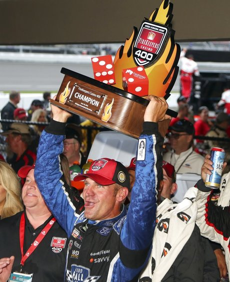 NASCAR Michigan Auto Racing_1528676053239