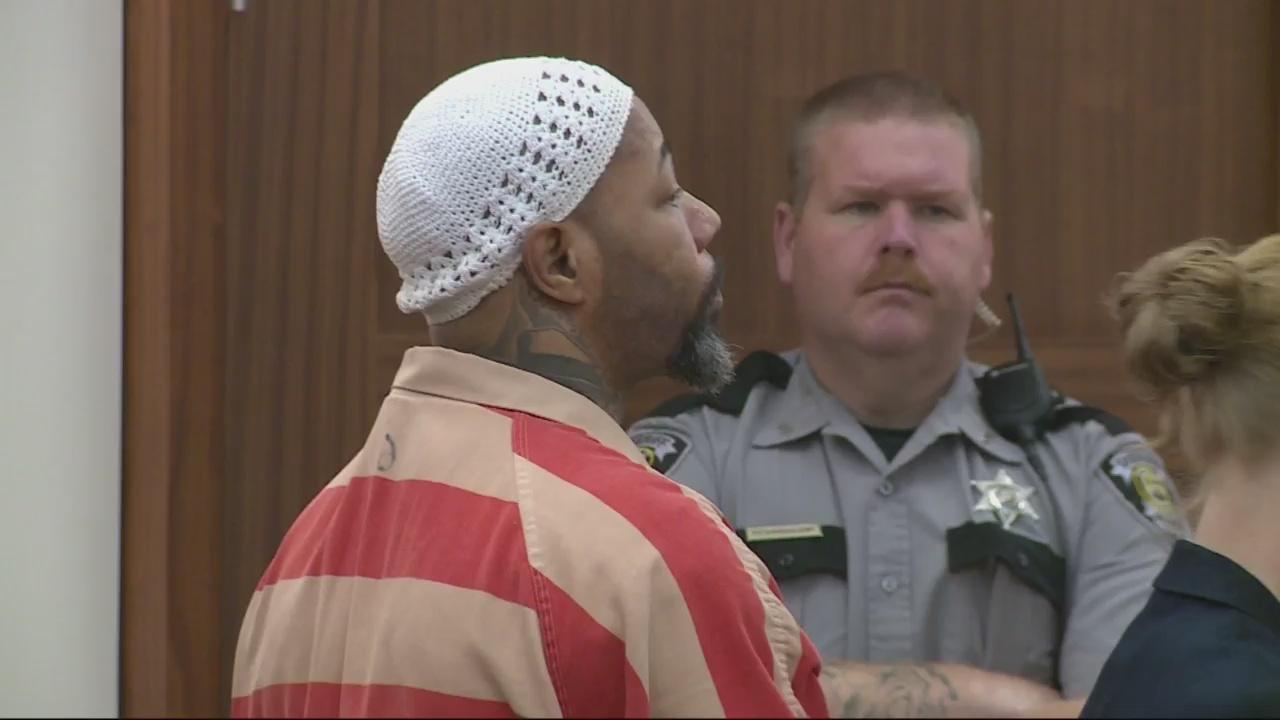 Leon Tripp pleads Not Guilty to murder