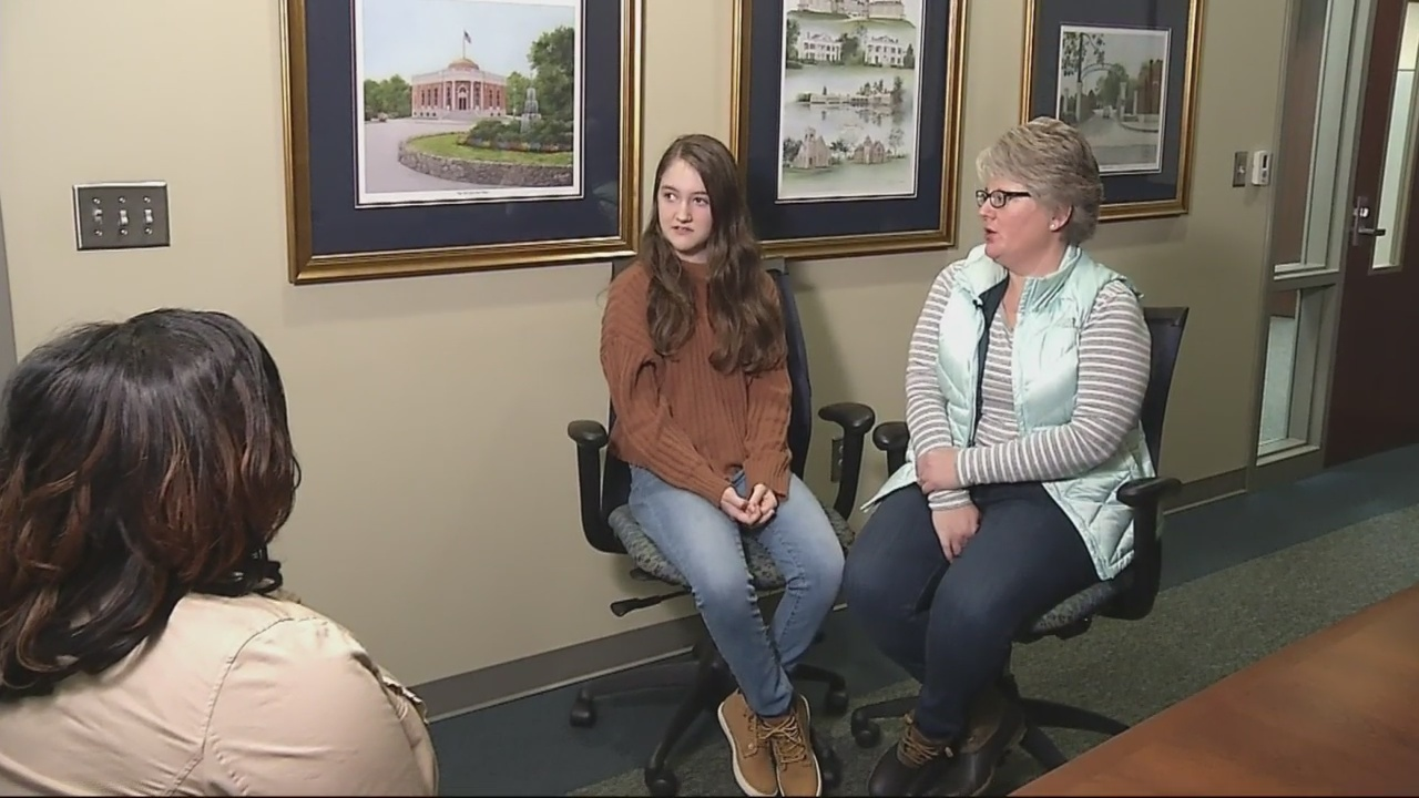 Chiari malformation pediatric patients and parents fear specialist leaving.