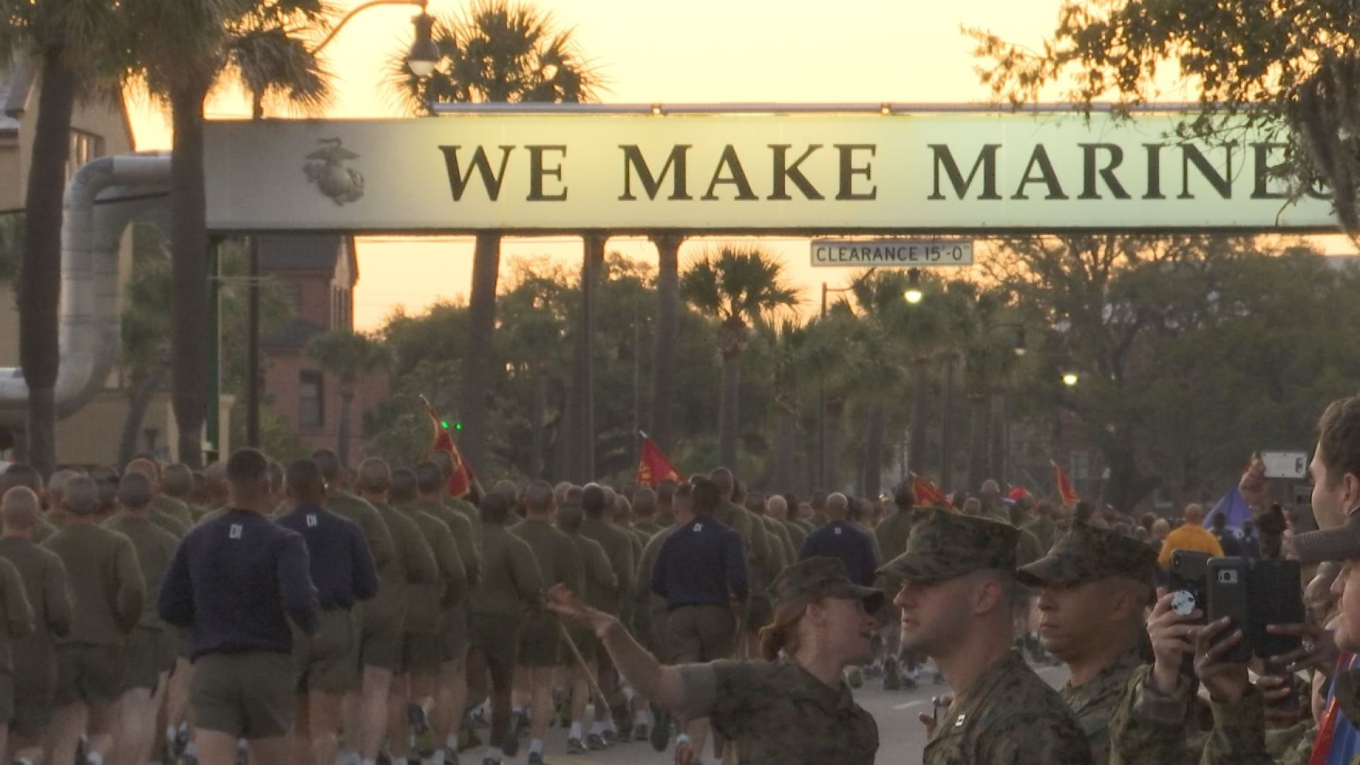 Marine Corps Educator Workshop: A day in the life as a