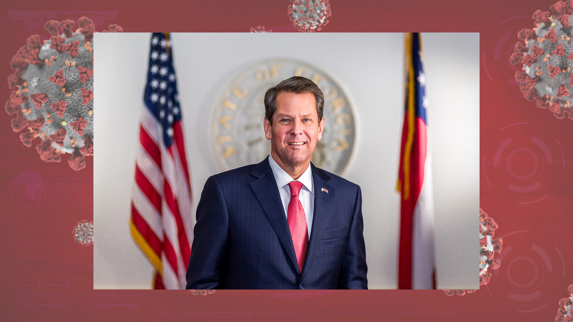 Georgia Governor Brian Kemp gives coronavirus update | WJBF