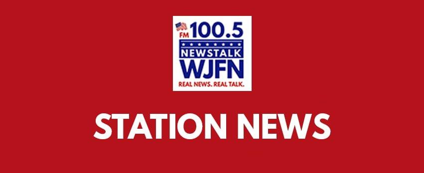 WJFN Station News Banner