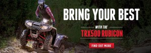 Honda, ATV, TRX 500, Honda ATV