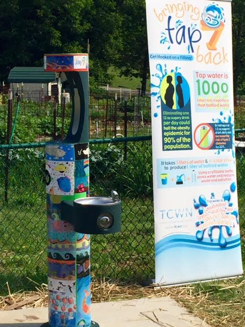 Water bottle refill station unveiled at Carver Park (Image 1)_12237