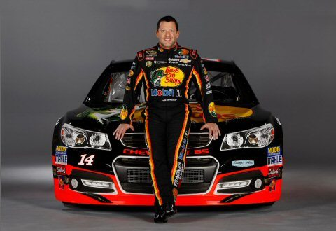 TONY STEWART AND CAR_52888