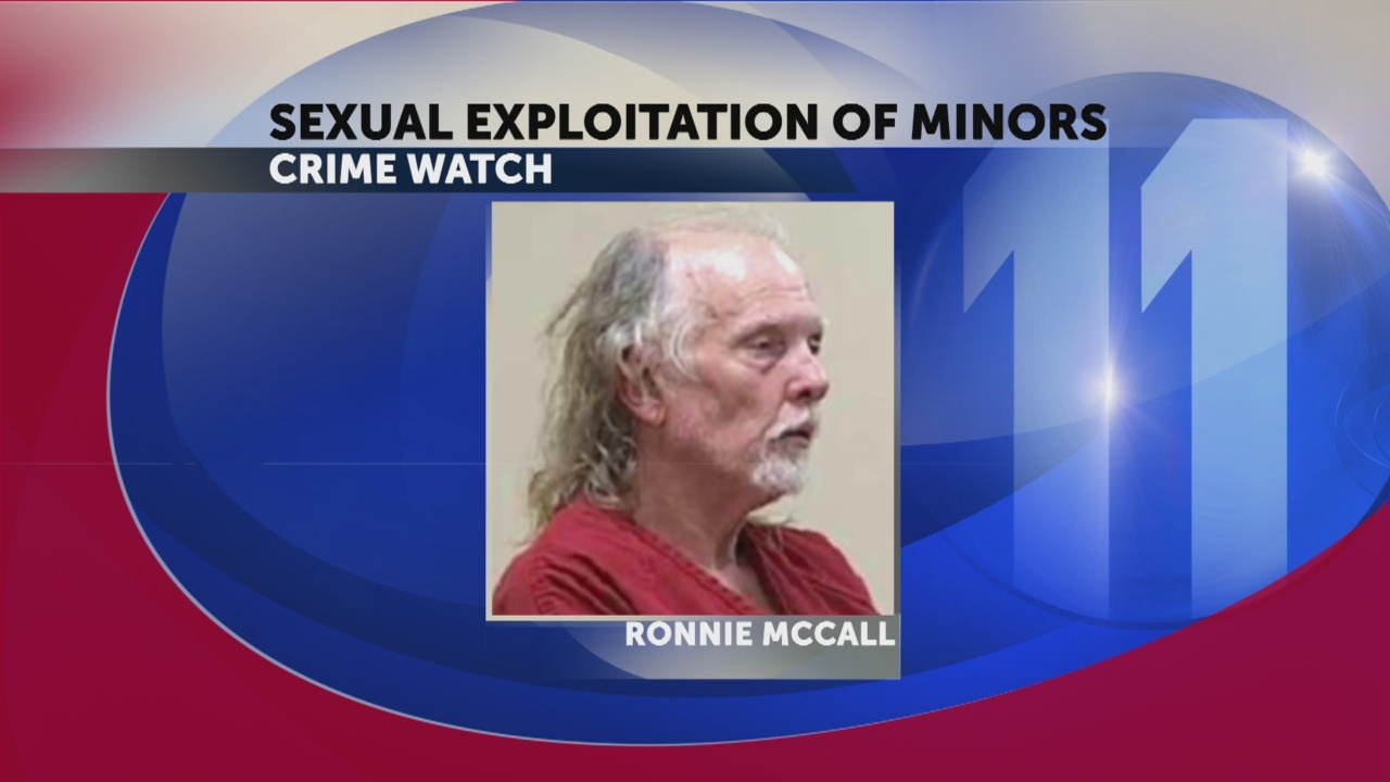 Johnson City father, Ronnie McCall, convicted of selling daughters to sex film ring