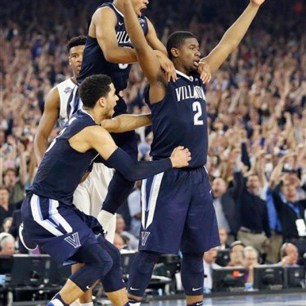 NCAA Villanova North Carolina Final Four Basketball_134250