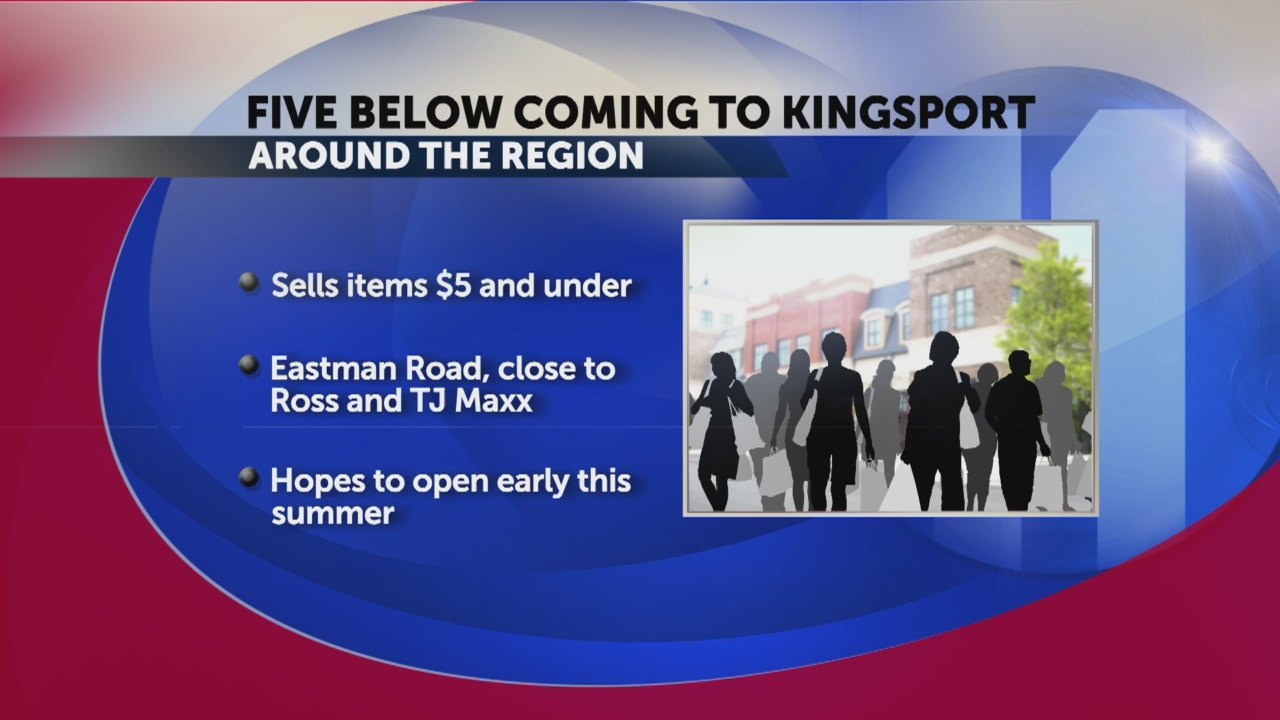 New store coming to Kingsport