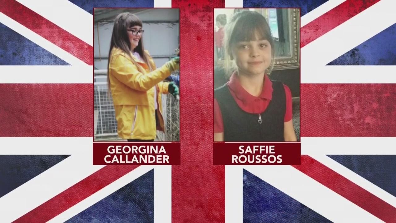UK suicide bomber identified as Salman Abedi