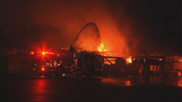 firetrucks-north-bay - California Wildfire_416377