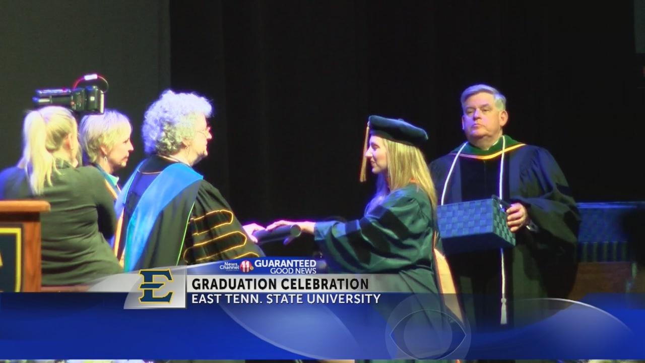 SPRING 2018 GRADUATION: Thousands earn degrees across Tri-Cities region