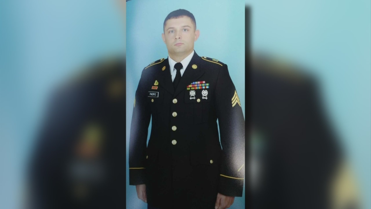 Community Hero: Sgt. Kevin Pacific