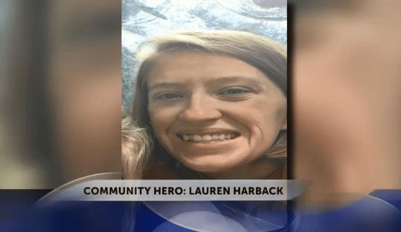 Community Hero: Lauren Harback
