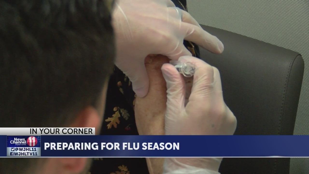 Local pharmacies, clinics urge flu shots after last year's record season