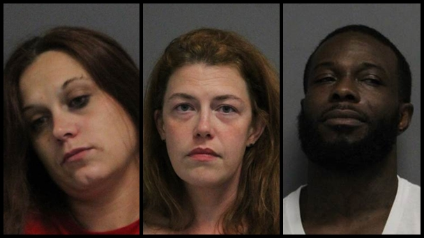 3 arrested in Smyth County traffic stop turned drug bust