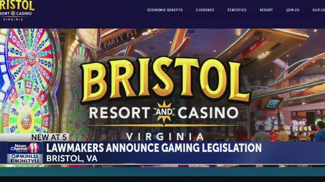 Lawmakers to file bill for law changes making way for casino; Bristol voters to have final say
