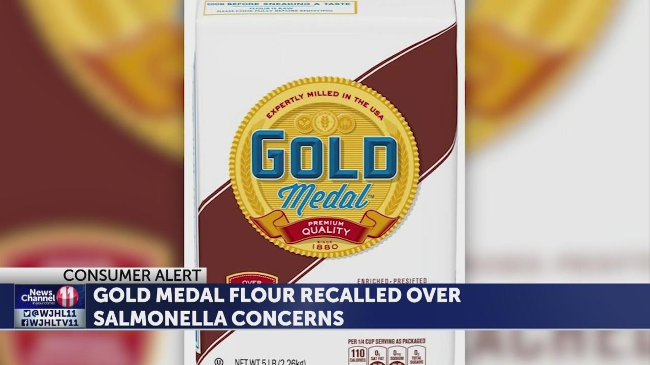 General Mills recalls some flour over salmonella concerns