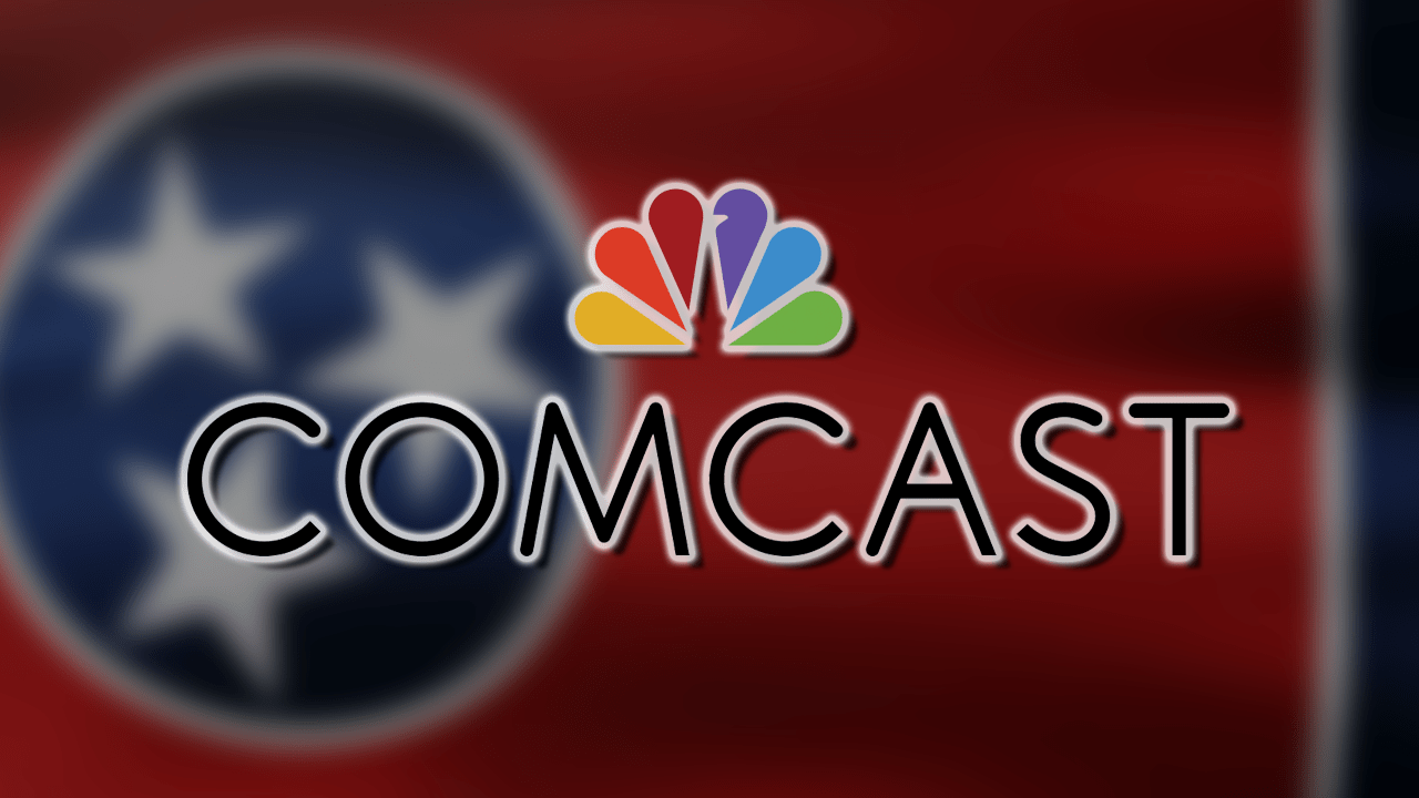 Comcast sues state of Tennessee, claims $17M tax overcharge