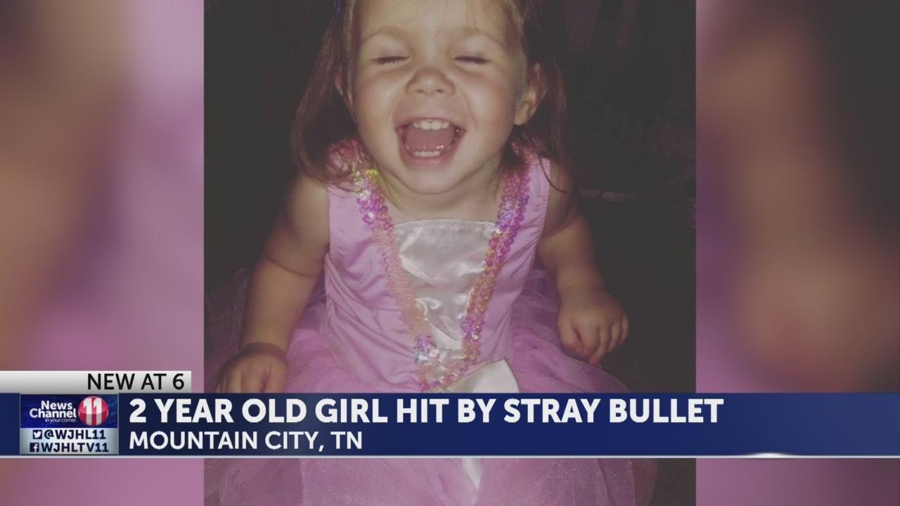 Mountain City child struck by bullet