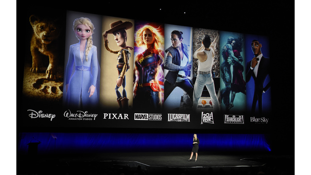 2019 CinemaCon - Walt Disney Studios Motion Pictures Presentation_1555069685760