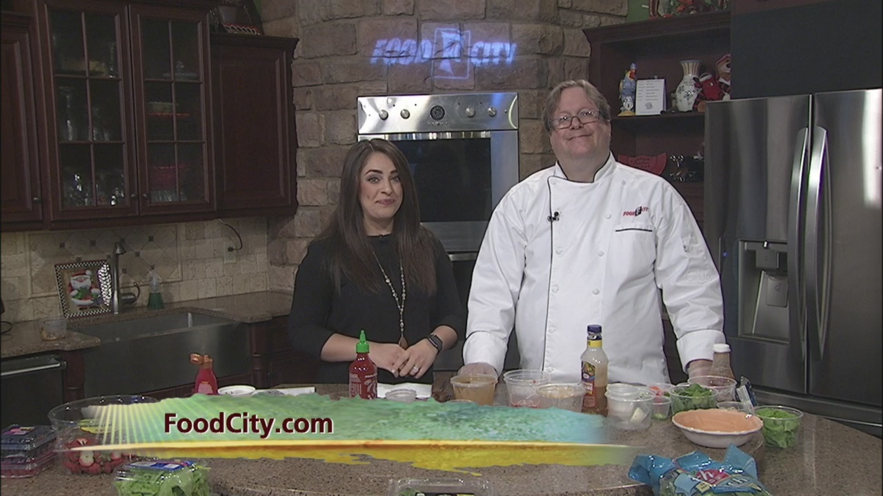 Noodle Bowls with Chef JJ