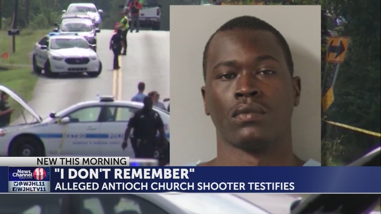 Antioch church shooter in Tennessee