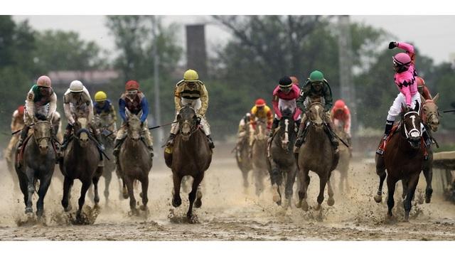 CORRECTION Kentucky Derby Horse Racing_1557014739858