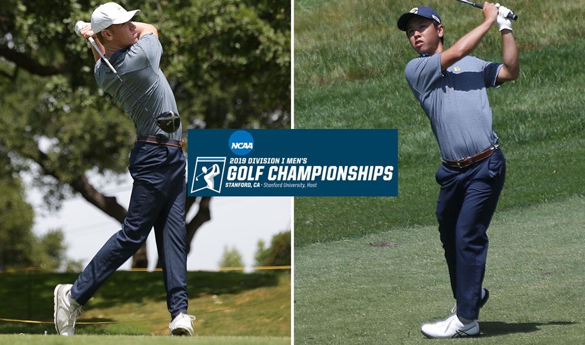 ETSU Golfers Finish Round One Regionals.jpg