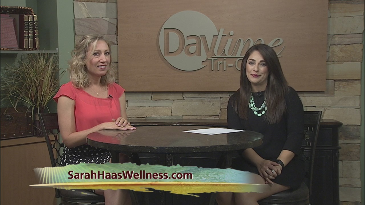 Fitness Tips with Wellness Coach Sarah Haas