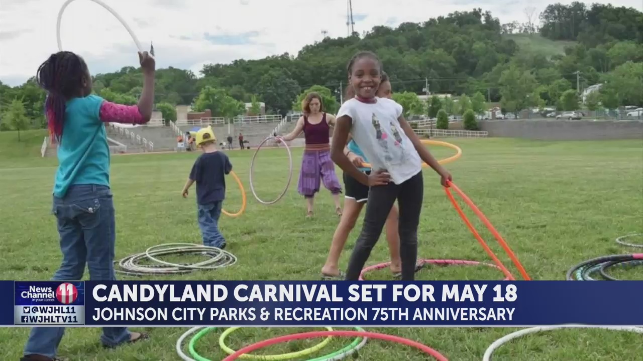 Johnson City Parks and Recreation Celebrating 75 Years