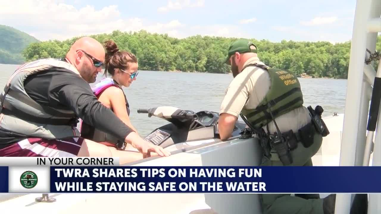 TWRA offers boating safety tips for Memorial Day weekend