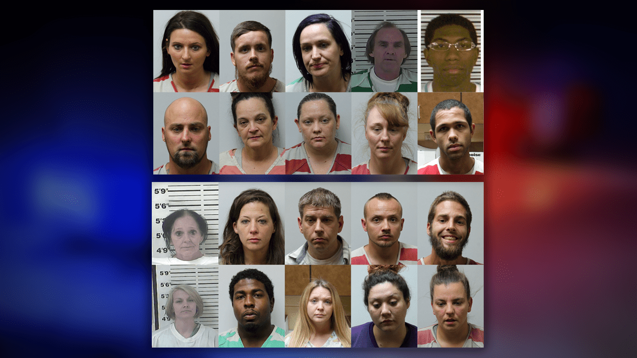 22 arrested in Johnson City, Carter County roundup | WJHL