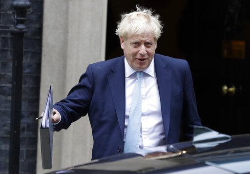 Eu Demands Uk Face Brexit Realism Johnson Scrambles