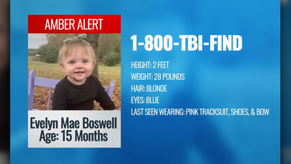 Tbi Releases Home Video Of Missing Evelyn Boswell Amber