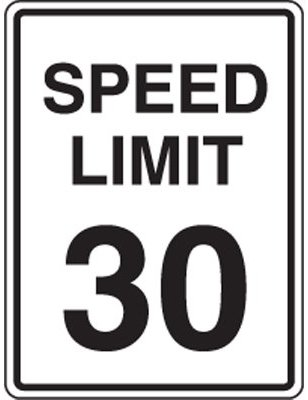 Speed Limits to Be Posted on Three More County Roads