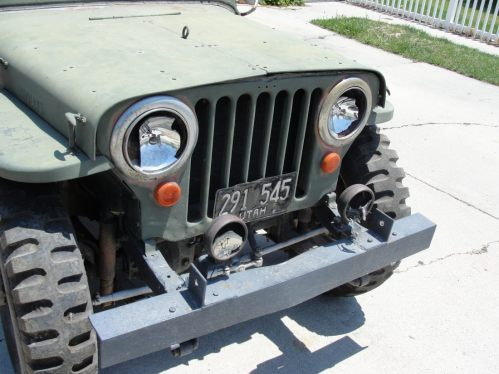 small resolution of 1948 willys cj2 jeep re wiring part 2 headlights garpwilly jeep headlight wiring diagram 17