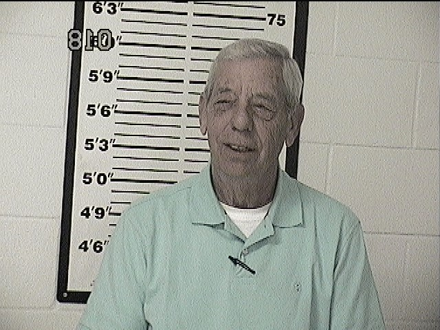 Sheriff Reinhart Booking Photo_20821