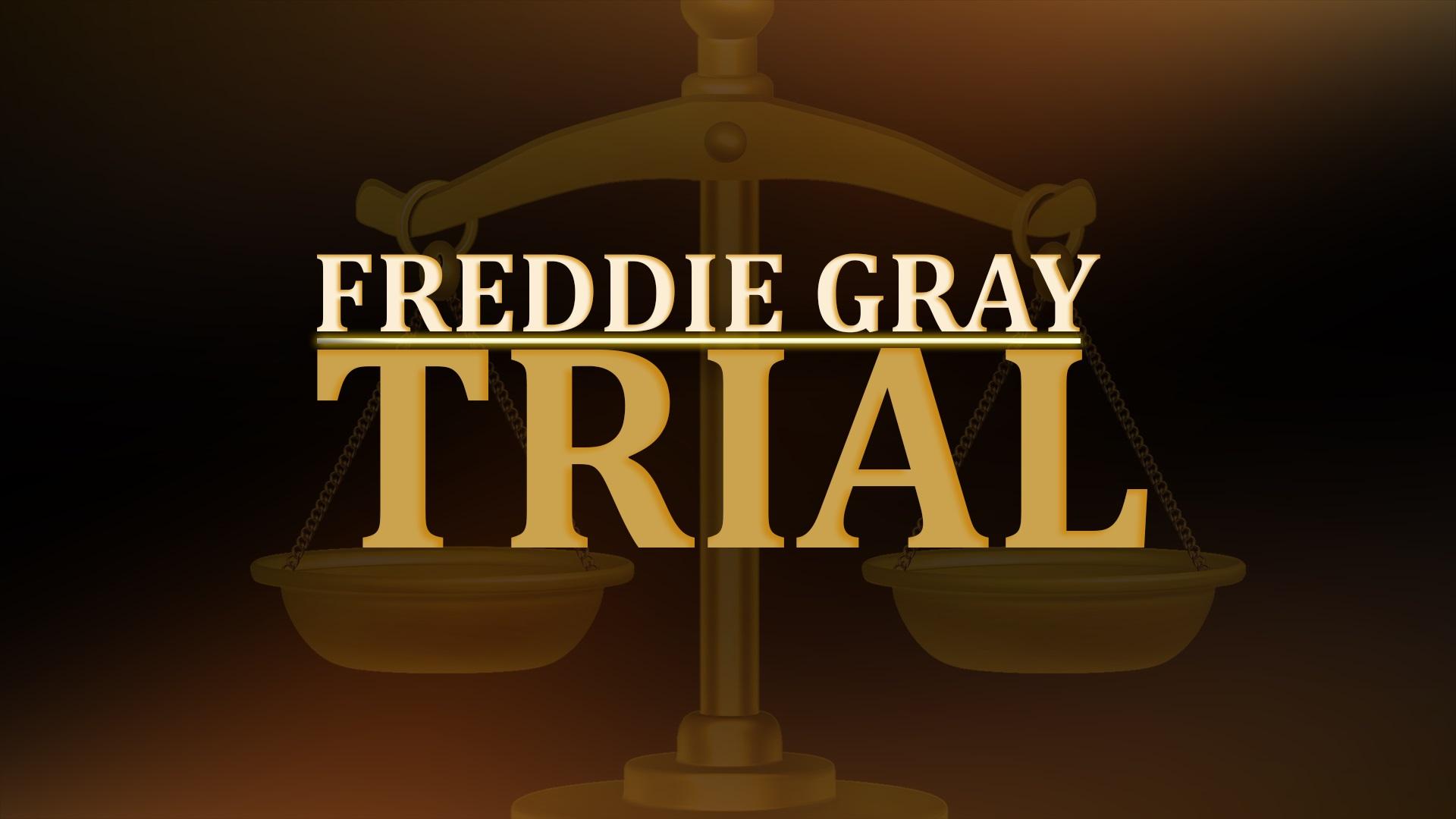Freddie Gray Trial_111309