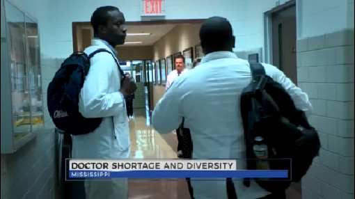 Shortage of Black Male doctors_110878