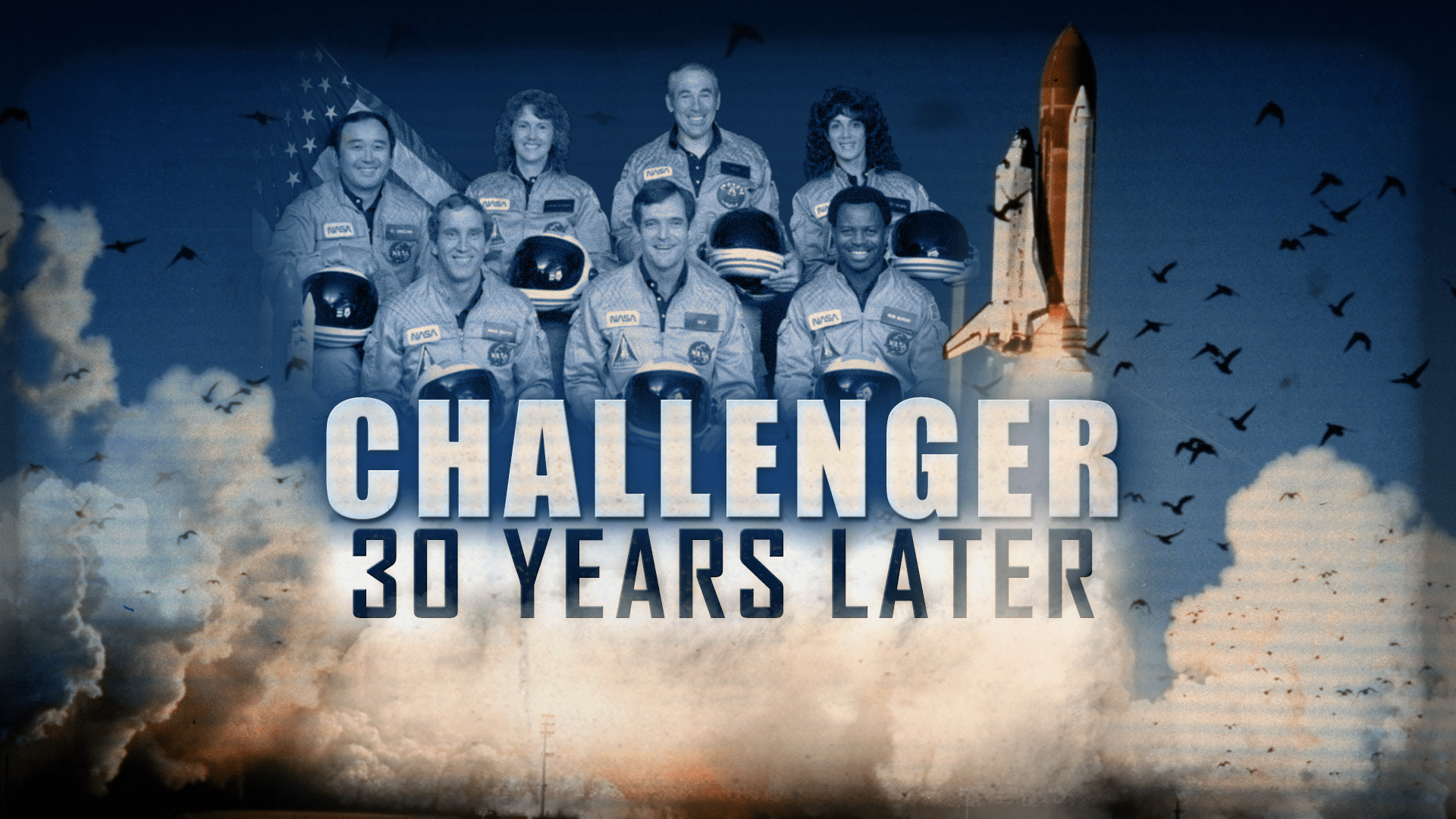 Challenger 30 Years Later_130984