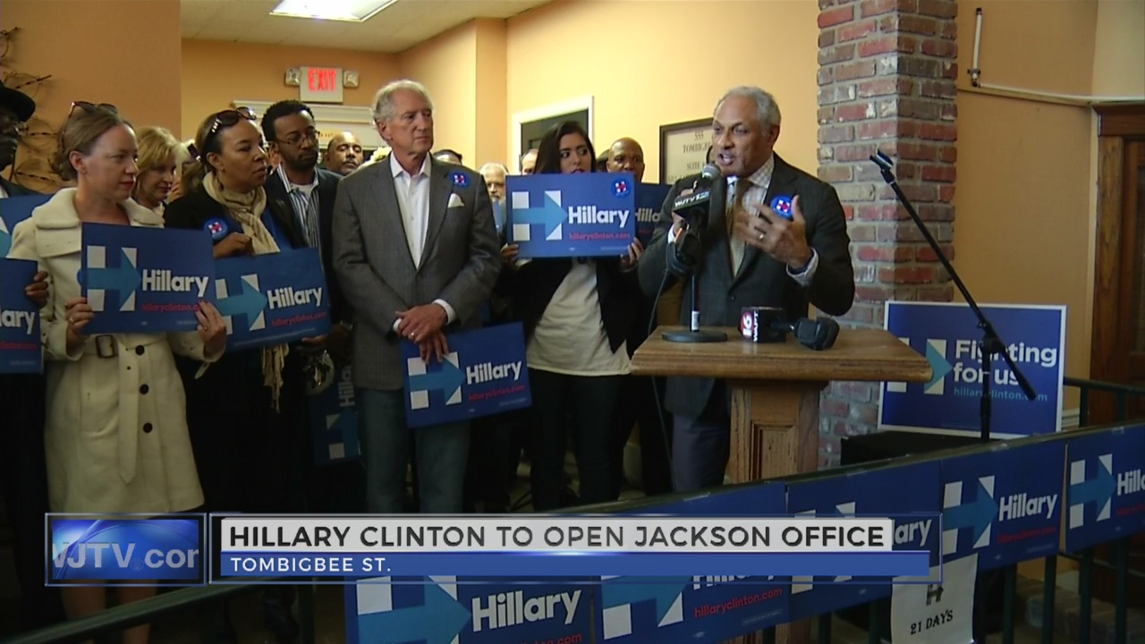 Clinton campaign office_138285
