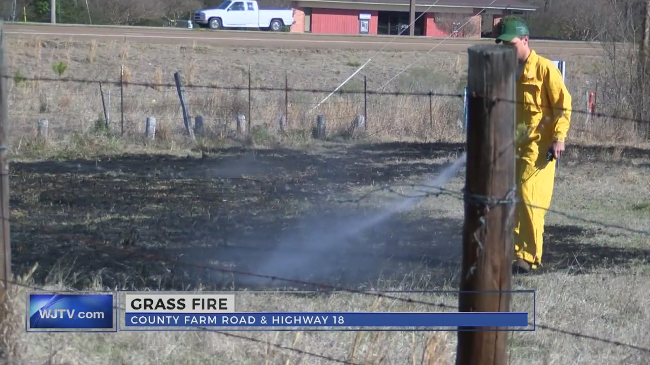 Hinds County Grass Fire_142882