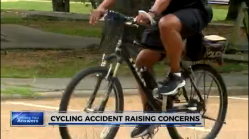 Cycling accident raising concerns_196575