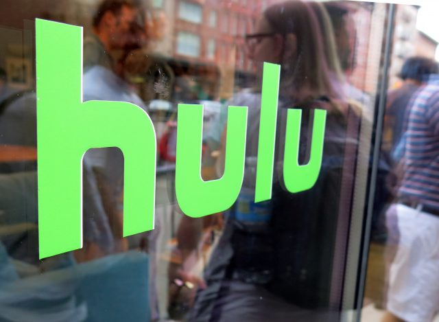 Hulu (File Photo) by Dan Goodman, AP Photo_199375