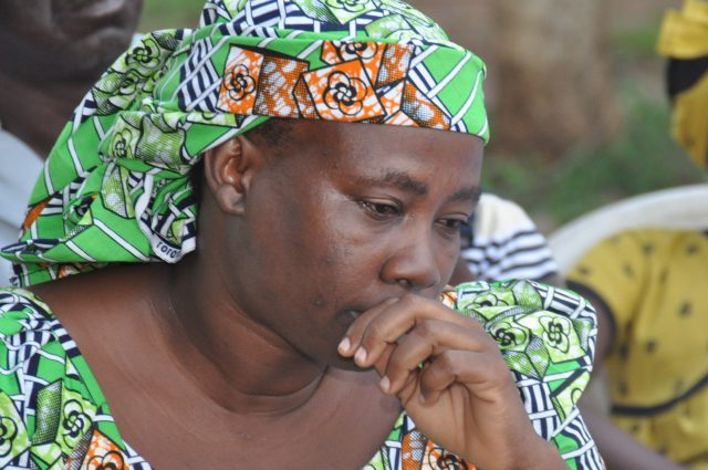 Mother of one of the Nigeria Kidnapped Girls 08142016 Photo by Olamikan Gbemiga, AP Photo_191104
