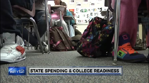 State Spending and College Readiness_206767