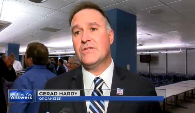 Gerad Hardy Clinton Candidates Forum 04202017 by WJTV_316549