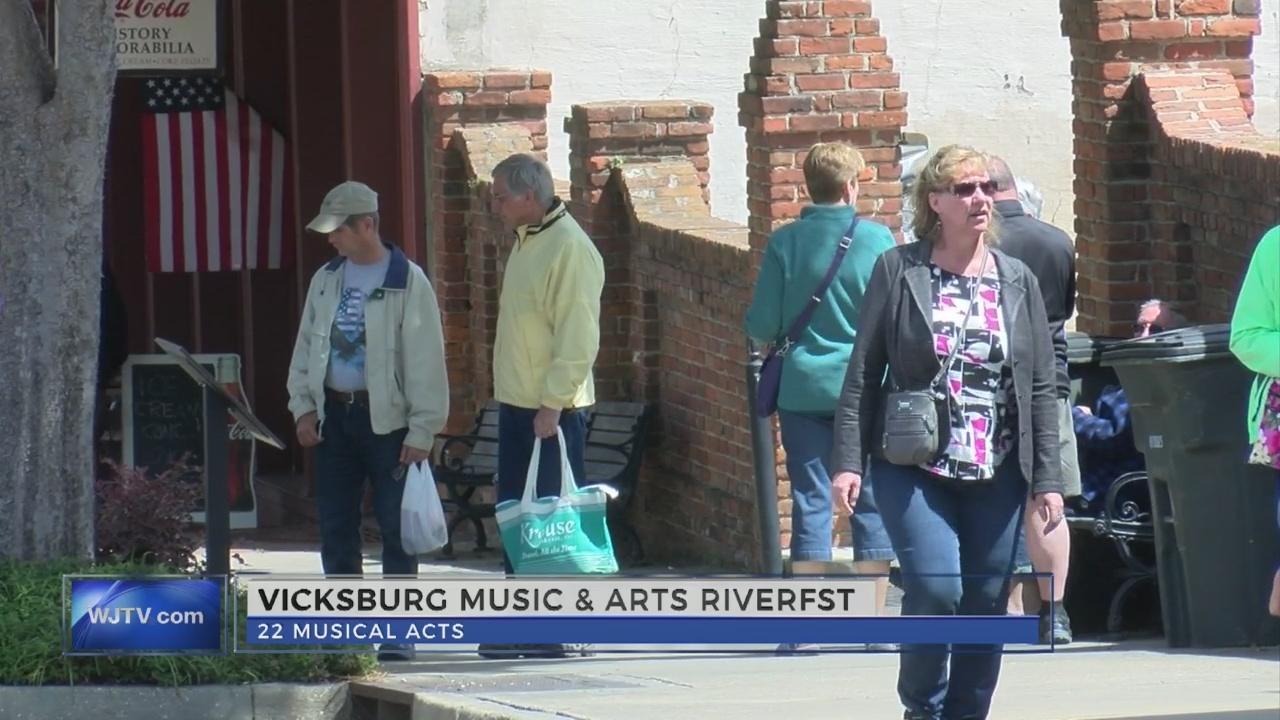 Vicksburg Riverfest